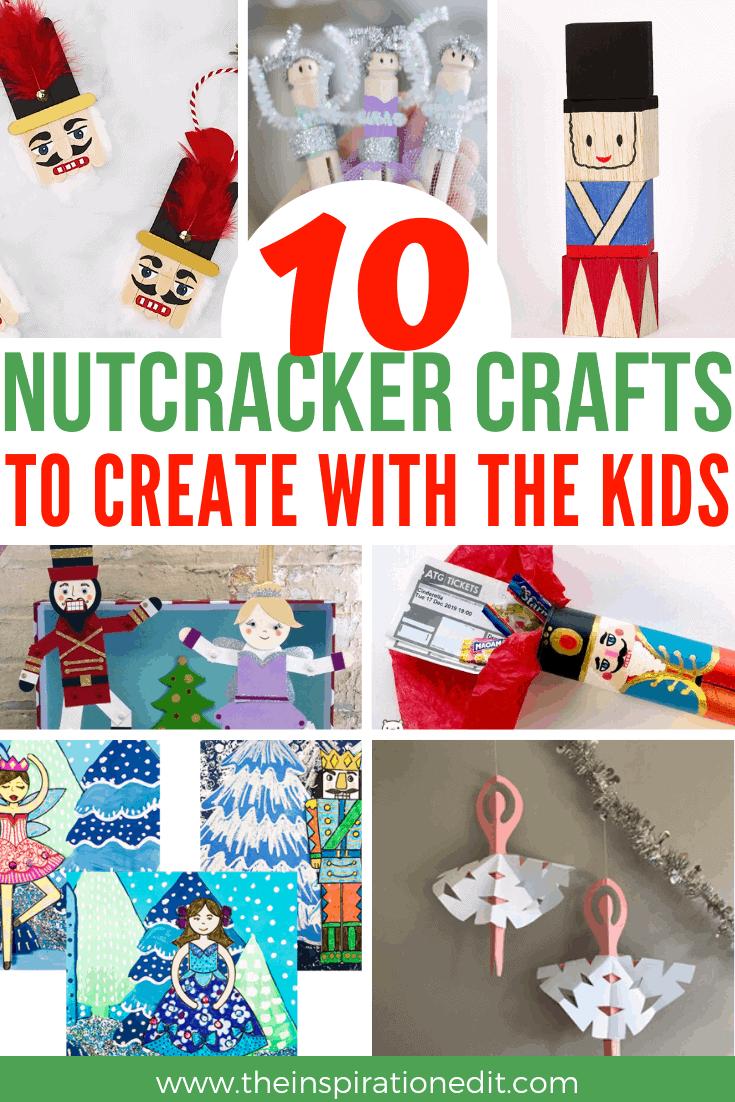 the nutcracker crafts for kids