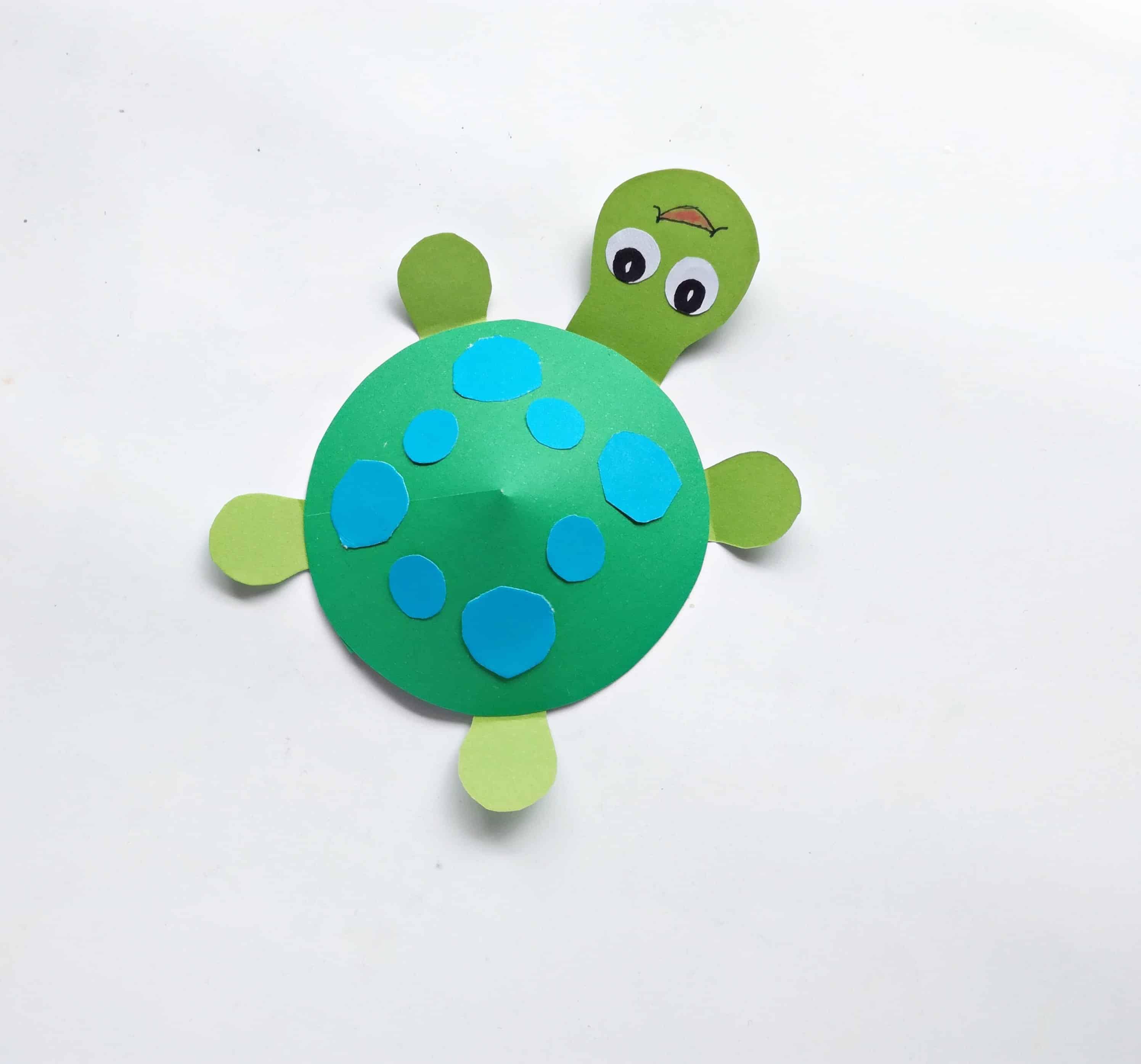 paper turtle