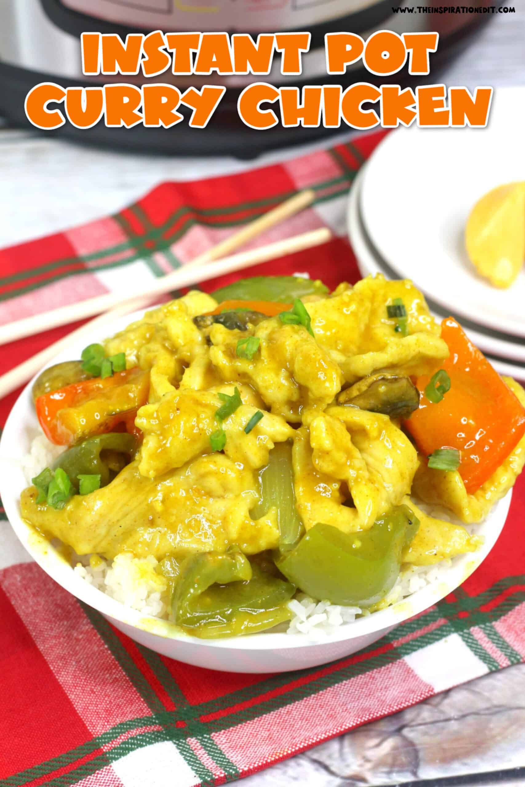 instant pot chinese curry recipe