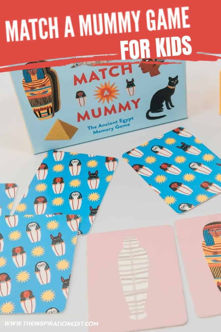 match a mummy game