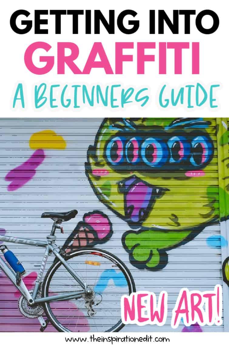 getting into graffiti