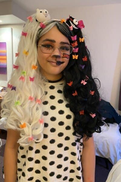 monokuma wig for teens