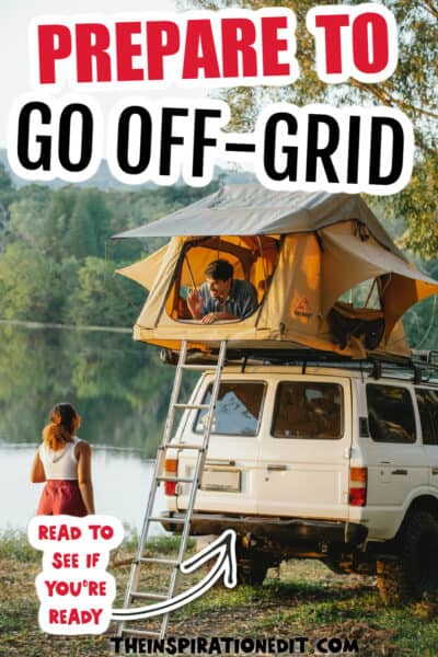going off-grid