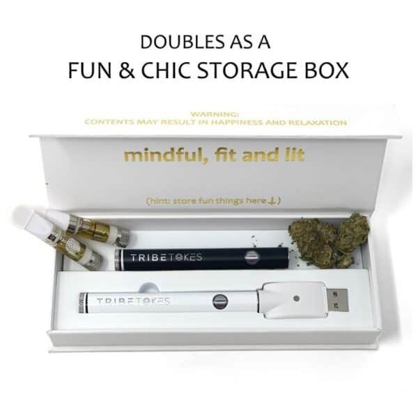 CBD Oil Vape Pen Storage Box