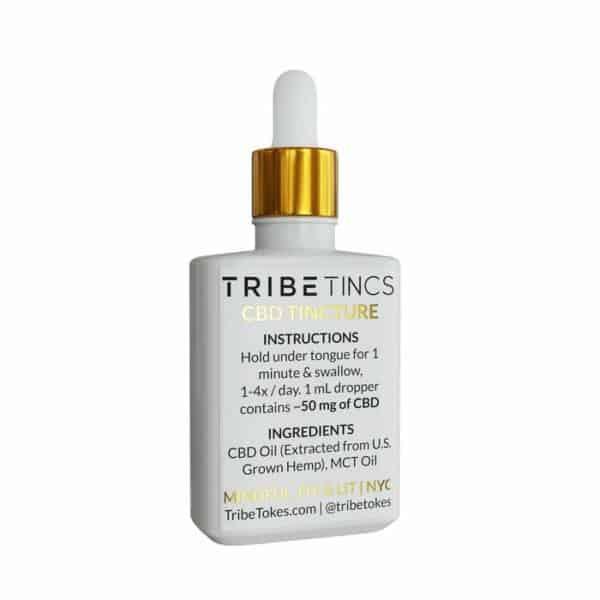Tribe Tincs CBD Tincture