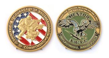 Both Sides Color Coin Example