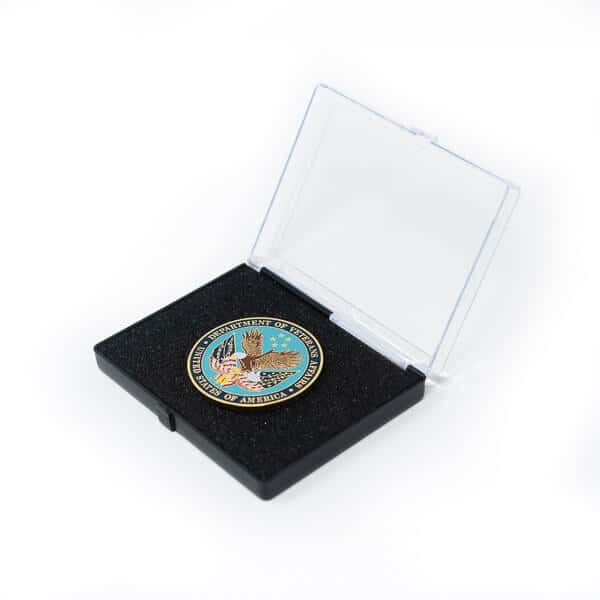 Challenge Coin Acrylic Case