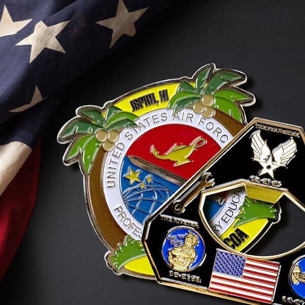 The Airman's Coin - 8 Interesting Facts About the Air Force Challenge Coin