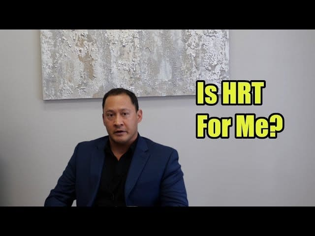 What is HRT, and Is It For Me?