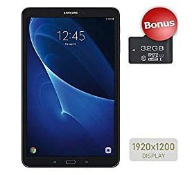 Samsung Galaxy A SM-T580 | The Best Android Tablet Under 300
