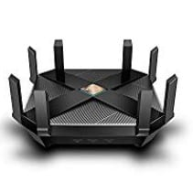 TP-Link WiFi 6 AX6000 – Best Wifi Router For Spectrum