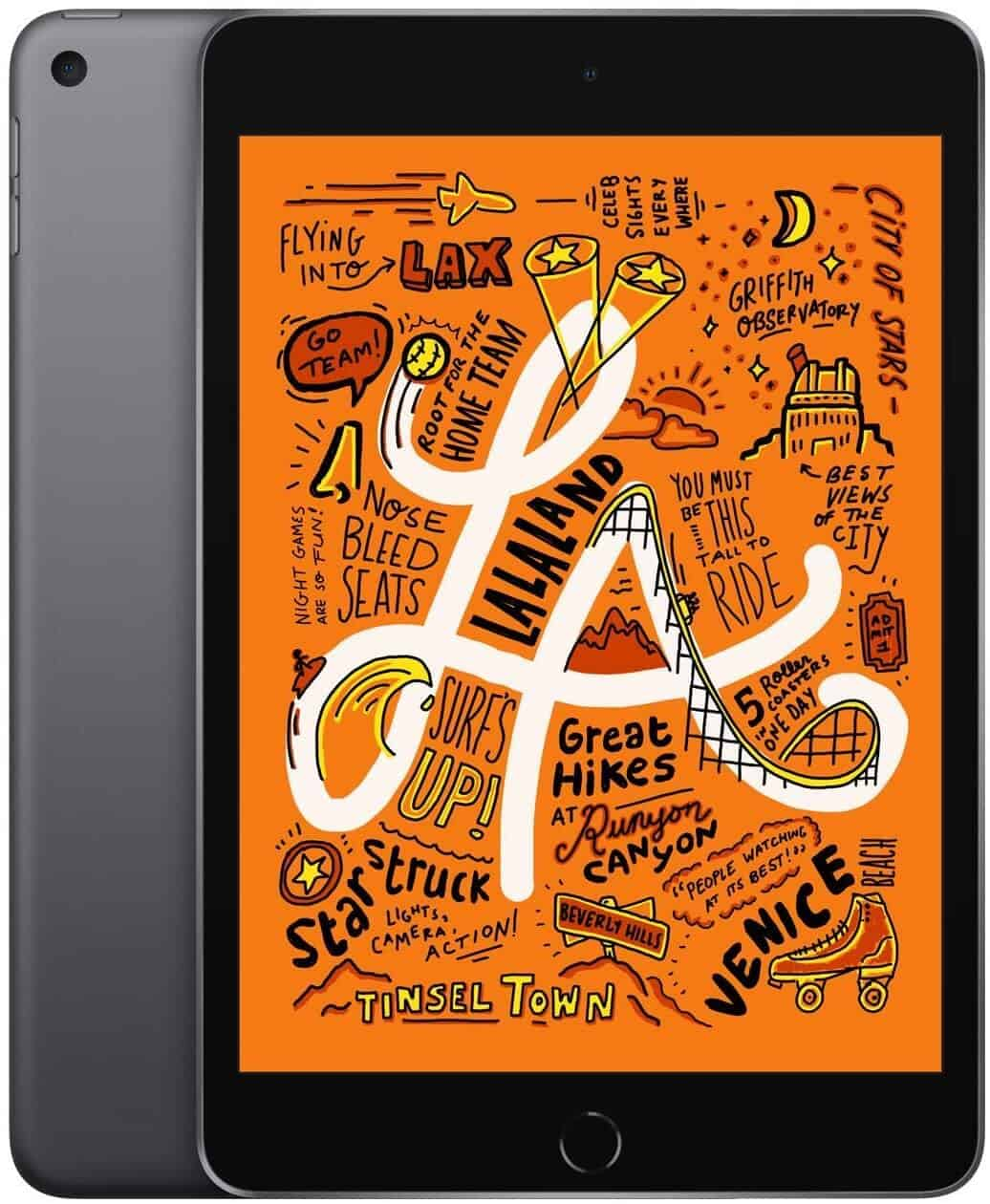 Apple iPad Mini (Latest Model) - Best iPad Stylus For Note Taking