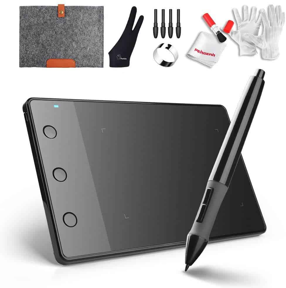 HUION FBA H420 USB Graphics Drawing Tablet
