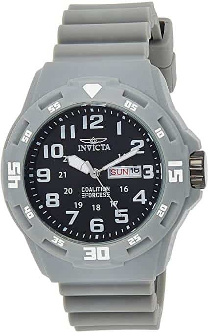 Invicta Men's Coalition Forces – Best Budget Watches Under 50