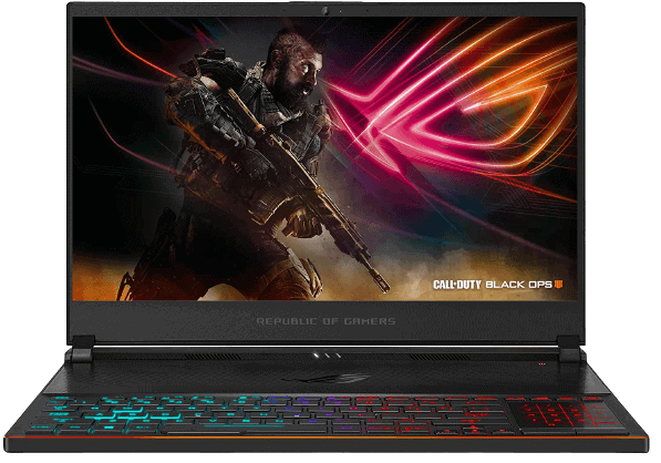 ASUS ROG Zephyrus S – Best Laptop For Animation And Video Editing