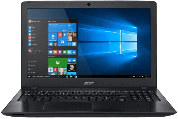 Acer Aspire E 15 – Best Affordable Laptop For Animation Students