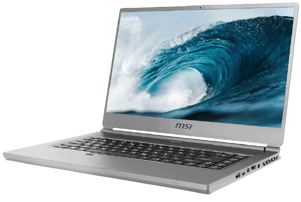 MSI P65 Creator-1084 – Best Laptop For 3D Animation And Video Editing