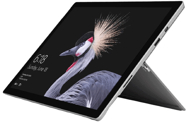 Microsoft Surface Pro – Best 2 in 1 Laptop For Animation