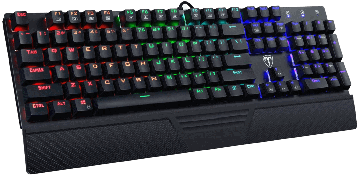 VicTsing – Best Wired Gaming Keyboard Under $50