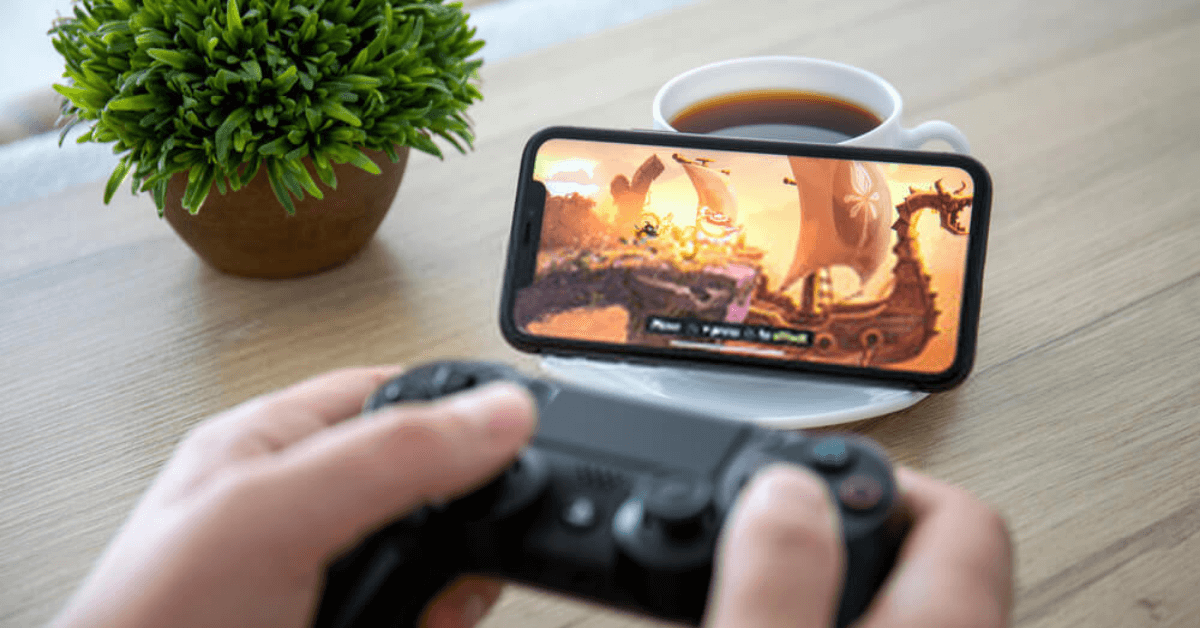 Better Gaming Performance of Tablet Over Smartphone