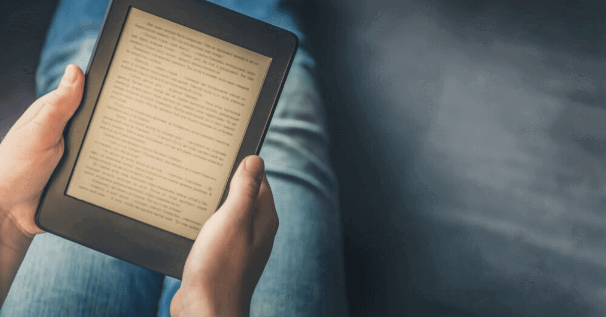 Tablet is Best For Reading Books