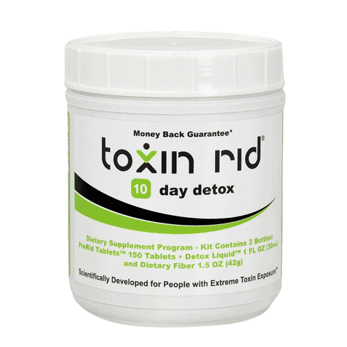 Toxin Rid 10-day detox program