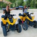 atv's guided tours at croom atv park
