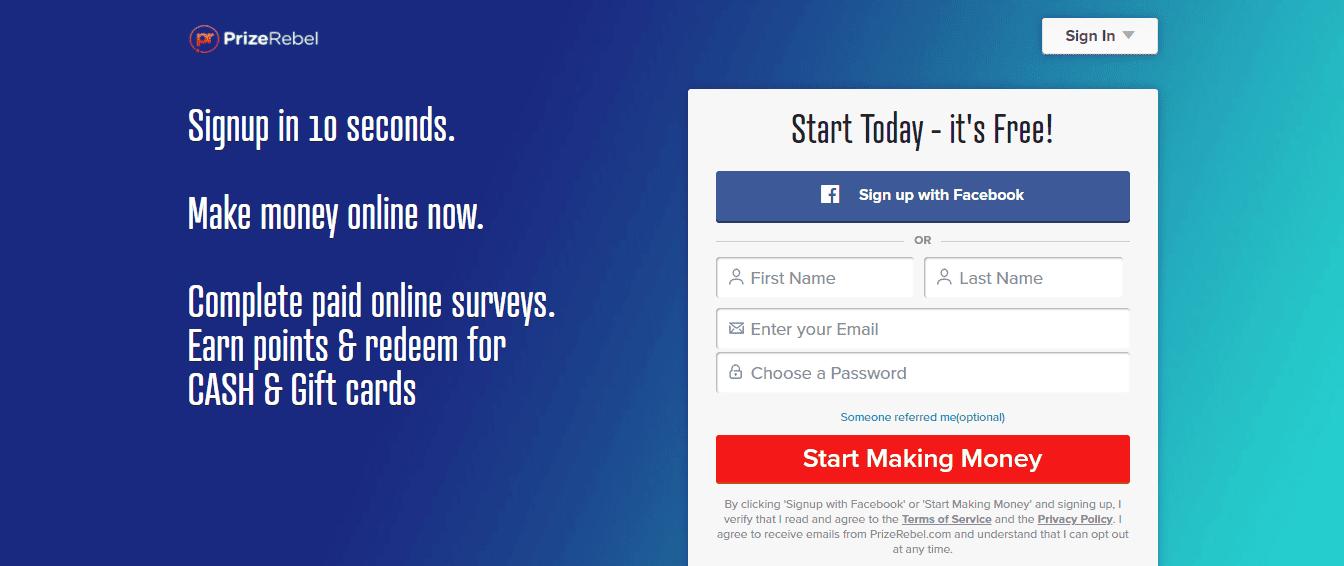 Good paying survey sites