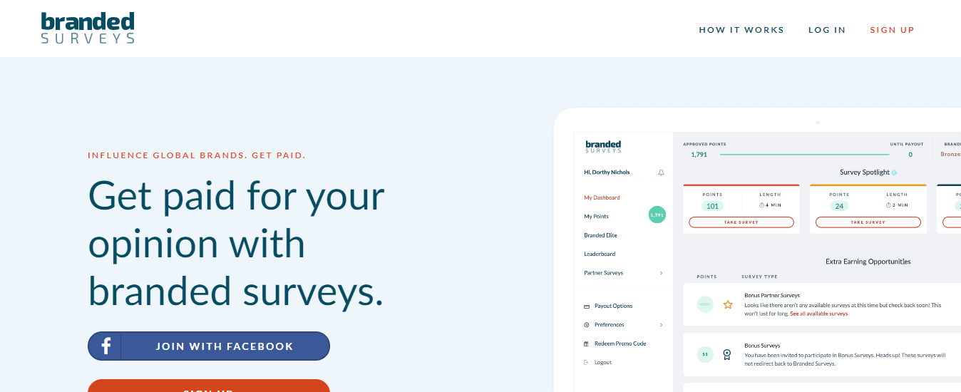 Top online paid survey sites2