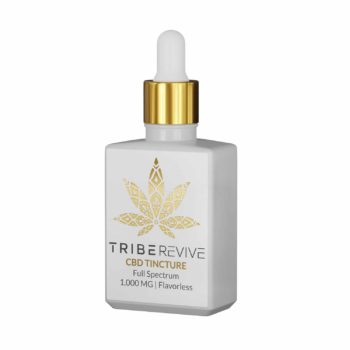 TribeREVIVE CBD Tincture (1000 mg)
