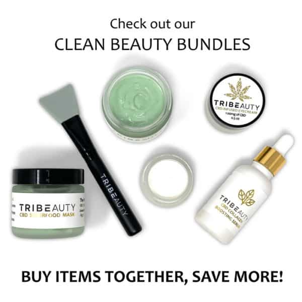 TRIBEAUTY Clean Beauty Bundles