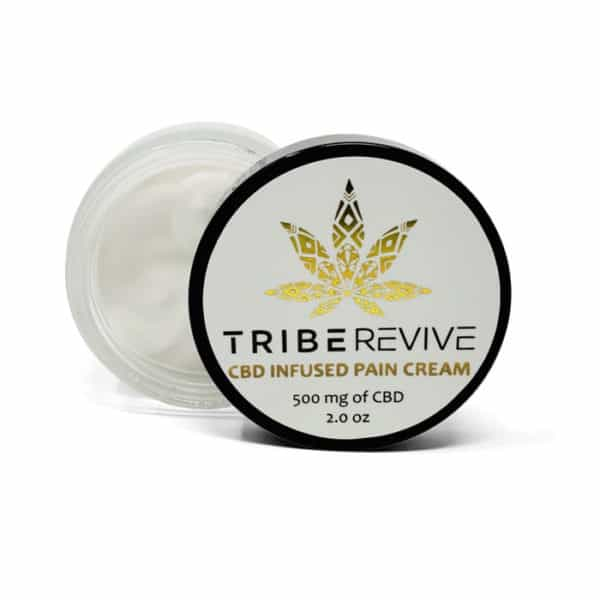 CBD Pain Cream 500 MG