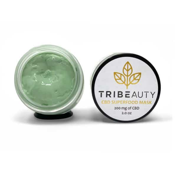 CBD Superfood Mask 6-in-1 for advanced skin care