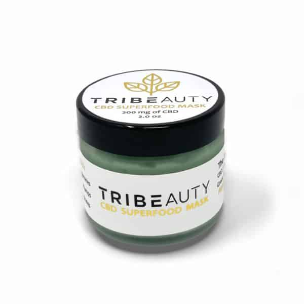 CBD Superfood Mask - TribeTokes