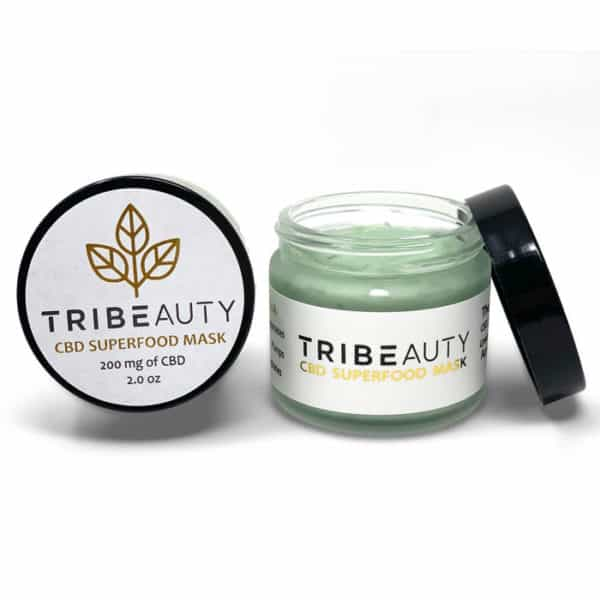 TRIBEAUTY CBD Superfood Mask