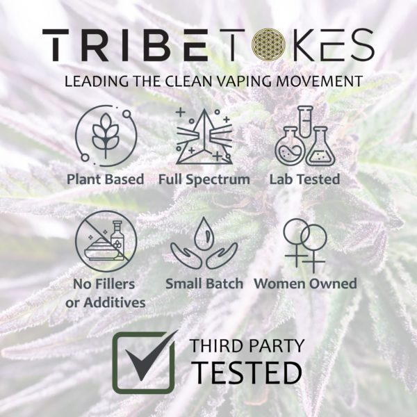 TribeTokes Leading The Clean Vaping Movement