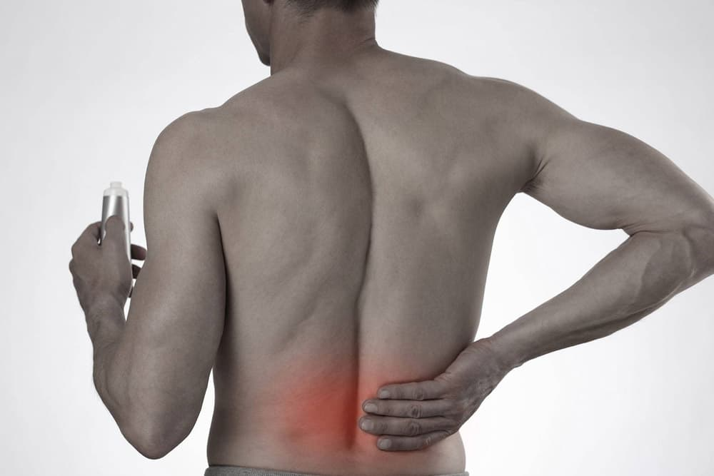 How CBD helps in chronic back pain recovery