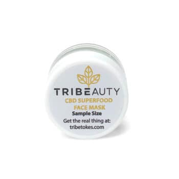 TRIBEAUTY Travel Size CBD Superfood