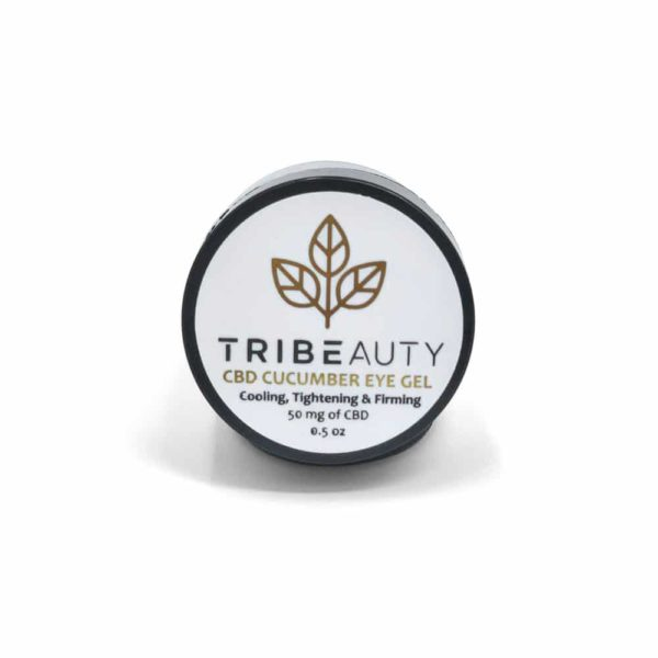 TRIBEAUTY CBD Cucumber Eye Gel