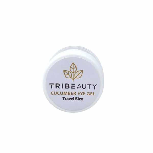 TRIBEAUTY CBD Cucumber Eye Gel - Travel Size