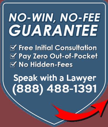 No-Fee Guarantee from Arash Law Personal Injury Lawyers in California