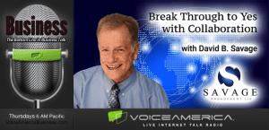 Voice of America - David Savage