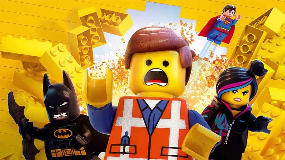The Lego Movie (2014) • Screenplay