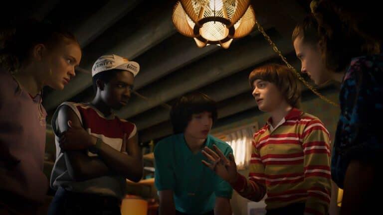 Stranger Things 3 – 'The Sauna Test' (2019) • Teleplay