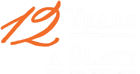 The 12 Years a Slave movie logo