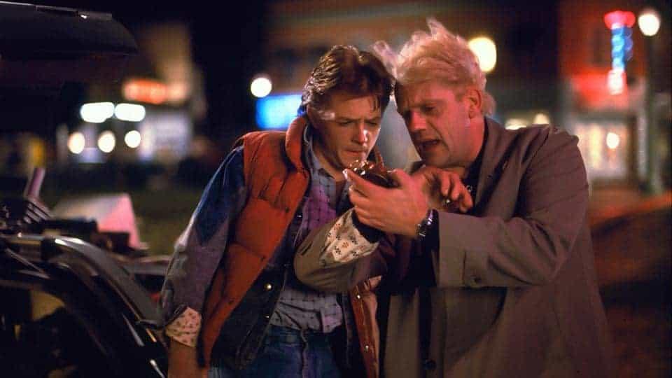 Back to the Future (1985) • Screenplay
