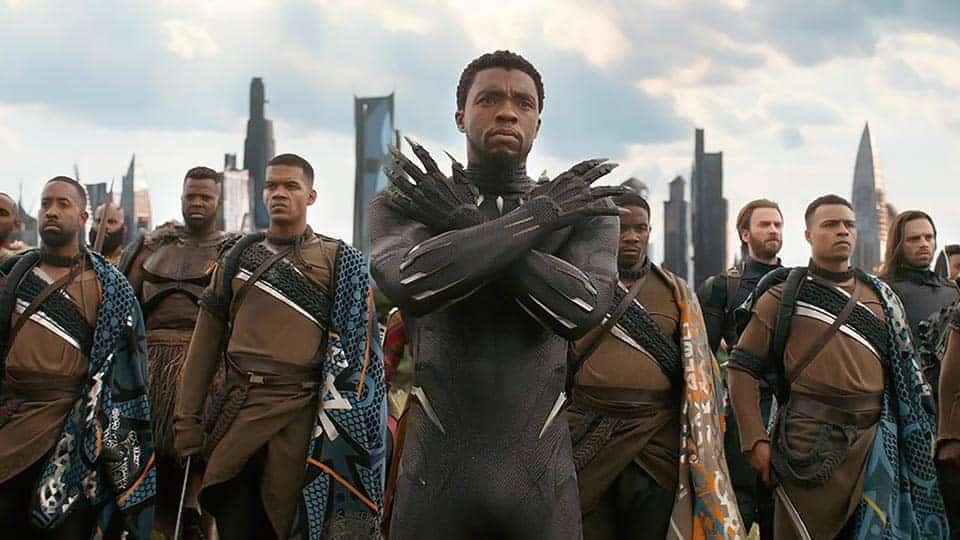 Black Panther (2018) • Screenplay