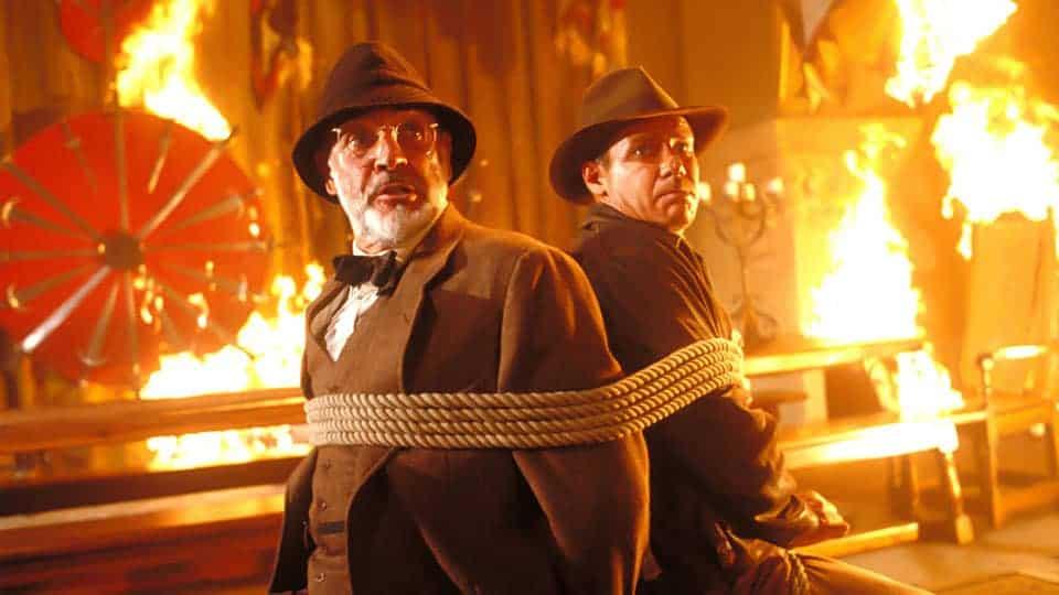 Indiana Jones and the Last Crusade (1989) • Screenplay