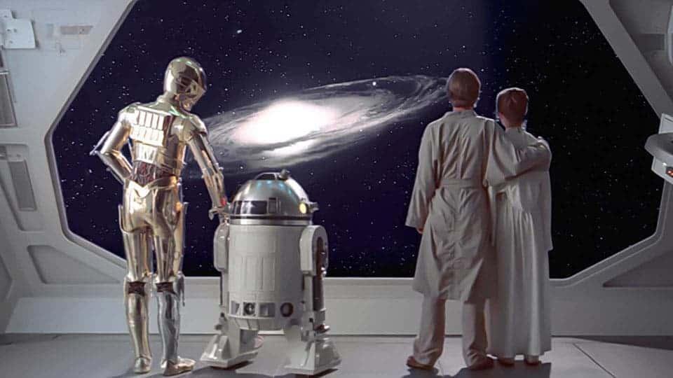 Star Wars: Episode V – The Empire Strikes Back (1980) • Screenplay