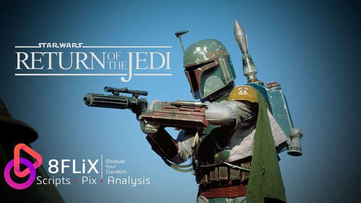 The Return of the Jedi screenplay and script